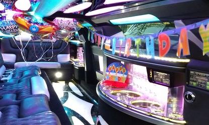 5 star limousine